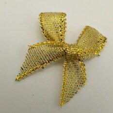ซื้อ โบจำนวน600อัน โบว์ดอกไม้ประดิษฐ์ โบว์ติดดอกไม้จันทร์ โบทอง ยี่ห้อPsothailand Psothailand เป็นต้นฉบับ