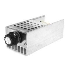 ราคา 6000W Variable Voltage Speed Fan Motor Tool Control Ac Controller Intl Unbranded Generic เป็นต้นฉบับ