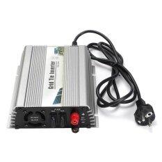 ซื้อ 600W Dc 22 60V Solar Grid Tie Micro Inverter Mppt Pure Sine Wave For Solar Panel 230V Eu Intl ใน จีน