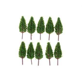 68 มิลลิเมตรโมเดลต้นไม้สำหรับ Park สตรีทฉากวิวทิวทัศน์ - นานาชาติ