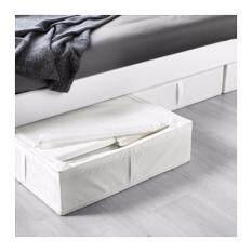 โปรโมชั่น กล่องใส่เสื้อผ้า ขาว ขนาด 69X55X19 ซม ถูก
