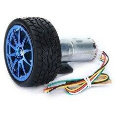 ราคา 6V 210Rpm Encoder Motor Dc Gear Motor Intl ที่สุด