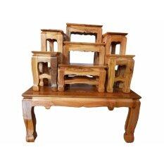 ขาย โต๊ะหมู่บูชาไม้สัก หมู่ 7 หน้า 5 Unbranded Generic