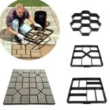 ราคา 8 Grids Pathmate Stone Mold Paving Concrete Stepping Stone Mould Pavement Paver Intl Unbranded Generic ออนไลน์
