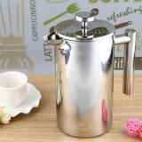 ส่วนลด 800Ml Stainless Steel Cafetiere French Press With Filter Double Wall Intl Unbranded Generic