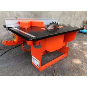 โต๊ะเลื่อยวงเดือน 800W พร้อมเครื่องและใบตัดขนาด 8 นิ้ว - เลื่อยวงเดือน