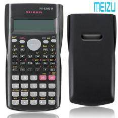เครื่องคิดเลข 82ms-A Handheld Multi-Function 2 Line Display Digital Scientific Calculator  .