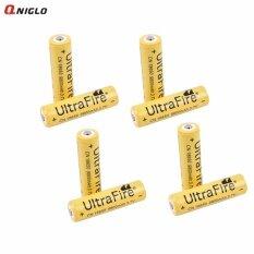 ราคา 8Pcs Ultrafire 9800Mah 18650 Rechargeable Lithium Li Ion Battery Free Batteries Carrying Case ใหม่