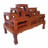 ราคา โต๊ะบูชาพระ หมู่ 9 หน้า 4 ไม้สัก แพร่
