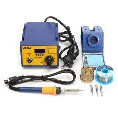 ราคา 939D 75W Digital Display Soldering Rework Solder Iron Station 3 Tip Lead Welding Intl Unbranded Generic