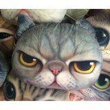 ซื้อ 9Sabuy ตุ๊กตา หน้าแมว หมอนแมว แมวหน้ามุ่ย Plc002 สีเทาเข้ม ออนไลน์
