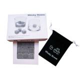 ราคา A9 Pcs Set Whiskey Rock Stone Sipping Whiskey For Whiskey Whiskey Rocks Whiskey Stones Wedding Gifts Christmas Bar Supports Intl Unbranded Generic ใหม่