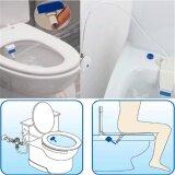 Abs White Bathroom Smart Toilet Bidet Non Electric Washlet Sprayer Cold Water Intl จีน