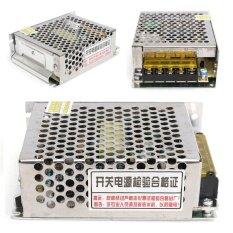 ซื้อ Ac 110V 260V To Dc 12V 5A 60W Switch Power Supply Driver Adapter Led Strip Light Intl ถูก Thailand