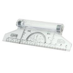 Ac Unique Design Very Pratical And Useful Rolling Ruler Multi Purpose Function Art Drawing Tool Intl Unbranded Generic ถูก ใน จีน