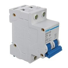 Ac400V 2P Plastic Air Switch Miniature Residual Current Circuit Breaker Intl ใน จีน