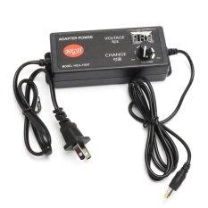 Ac Dc Adjustable Power Adapter Supply 4 24V 2 5A 60W Speed Control Volt Display Intl ถูก