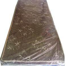 ราคา Adhome ที่นอนปิคนิค ยาง หุ้มผ้านุ่ม สีน้ำตาล ขนาด 3 5 ฟุต เป็นต้นฉบับ Adhome