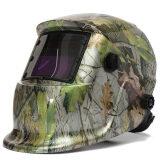 ขาย หมวกกันน็อคปรับแสงอัตโนมัติ พร้อมเชื่อมเลนส์ Arc Tig Mig สีเขียว Unbranded Generic ถูก
