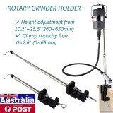 Adjustment Clamp On Holder Hanger Flex Shaft Stand Clamp For Rotary Grinder Intl แองโกลา