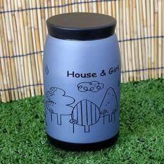 โปรโมชั่น แก้วน้ำสูญญากาศ House G*Rl 350 Ml Unbranded Generic ใหม่ล่าสุด
