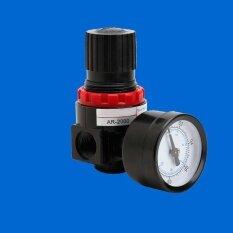 ราคา Air Control Pressure Gauge Compressor Relief Regulator Regulating Valve Intl เป็นต้นฉบับ