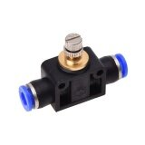 ราคา Air Pneumatic Speed Control 6Mm To 6Mm Push In Quick Fitting ถูก