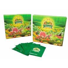 ซื้อ ไร่เทพ สุดยอดอาหารเสริมพืชผักผลไม้ เพิ่มผลผลิต พืชโตเร็ว ปลอดสารพิษ 20 ซอง 2 กล่อง ใหม่