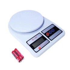 ส่วนลด Alithai Electronic Kitchen Scale Max 10 Kg รุ่น Sf 400 สีขาว