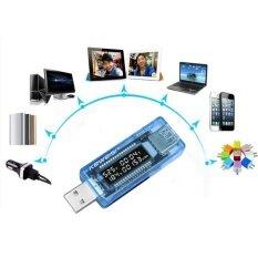 ราคา Allwin 91 Oled Screen Usb Charger Capacity Power Current Voltage Detector Tester Unbranded Generic จีน
