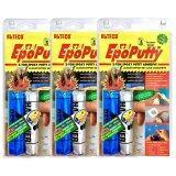 ขาย Alteco Epoxy Putty A B อีพ๊อกซี่ กาวมหาอุด กาวดินน้ำมัน กาวหมากฝรั่ง 3 แพค Altego ออนไลน์ กรุงเทพมหานคร