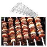 ซื้อ Amart 12Pcs Bbq Iron Grill Skewers Outdoor 20Cm ใหม่ล่าสุด