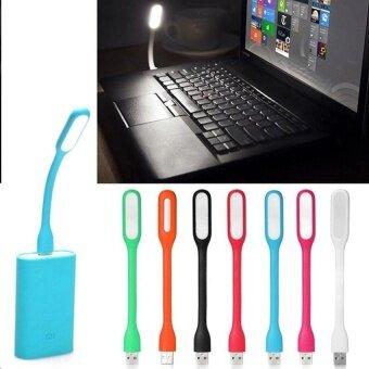 Ampko LED USB Light ไฟฉาย โคมไฟ USB แบบพกพา 2ชิ้น