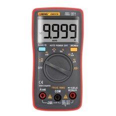 ซื้อ An8008 True Rms 9999 นับคลื่นแรงดันไฟฟ้า Ammeter ถูก ใน จีน