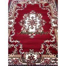 ขาย Annas Carpet พรม Rugs Ay015 Pp 160 X 210 Cm Red ถูก กรุงเทพมหานคร