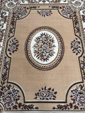 ราคา Annas Carpet พรม Ay017 Pp 160 X 210 Cm Light Brown ราคาถูกที่สุด