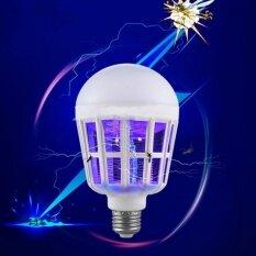ซื้อ ป้องกันยุงหลอดไฟอเนกประสงค์โคมไฟสามขั้นตอนสวิทช์หลอดไฟ Led ถูก ใน จีน
