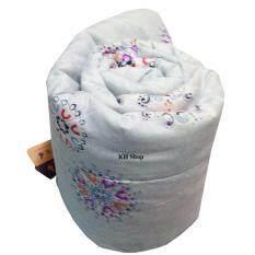 ขาย Apk Blue Vintage ผ้านวมใยไหมญี่ปุ่นสำหรับผู้แพ้ไร้ฝุ่น ขนาด 200X230 Cm นำเข้าจาก Korea Premium ถูก