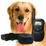 ขาย Audew Lcd 100Lv Level Pet Dog Shock Vibra Remote Training Collar For 10 130Lb Dog Unbranded Generic ถูก