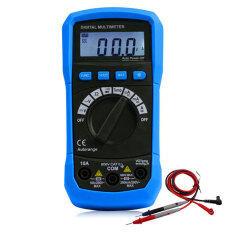 ขาย ซื้อ มัลติมิเตอร์ Multitester มัลติมิเตอร์พร้อมการทดสอบอุณหภูมิ Adm02