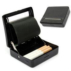 ขาย Automatic Rolling Machine Metal Roller Box Case Tin Up Black H Black Intl Intl ออนไลน์ ใน จีน