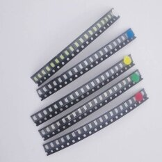 ซื้อ B0074 100Pcs Lot 1206 Smd Led Light Package Led Package Red White Green Blue Yellow 1206 Led In Stock Free Shipping Intl ใน จีน