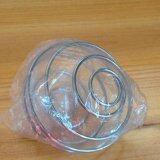 ขาย Baffect 10 Pcs Lot Stainless Steel Blender Balls For Protein Shakers Drink Bottle Mixers Intl เป็นต้นฉบับ