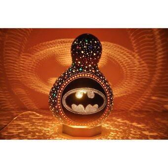 โคมไฟน้ำเต้า Batman