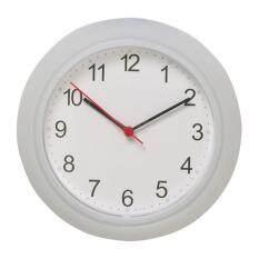 ราคา Bb Shop นาฬิกาแขวนผนัง กลม10นิ้ว รุ่นClp10 สีขาว ใน กรุงเทพมหานคร