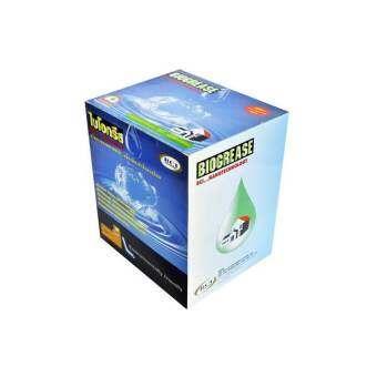 BCIฺ BIOGREASE กำจัดไขมัน ป้องกันและแก้ไขท่อระบายน้ำอุดตัน บำบัดน้ำเสีย กำจัดกลิ่นเหม็น 50g. (10 ซอง/กล่อง)-