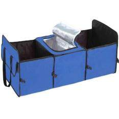 ทบทวน กล่องใส่ของอเนกประสงค์ กระเป๋าเก็บอุณหภูมิ กระเป๋าเก็บความเย็น กล่องอเนกประสงค์ มีช่องเก็บความเย็น รุ่น Bcoo สีน้ำเงิน