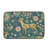 ขาย Beautiful Deers And Birds Doormats Cover Multi Purpose For Bathroom Kitchen Workstations Decor Floor Mat Intl ออนไลน์ ใน จีน