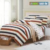 ซื้อ Bedding Cheap ผ้าปูที่นอน ชุดผ้านวม 6 ฟุต 6 ชิ้น รุ่น Al Zhuo203 ออนไลน์