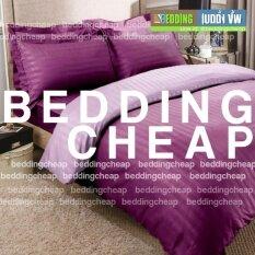 ขาย ซื้อ ออนไลน์ Bedding Cheap ชุดผ้าปู ผ้านวม 6 ชิ้น 6 ฟุต รุ่น Al1203